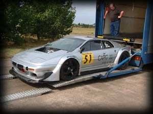 Lotus Esprit News